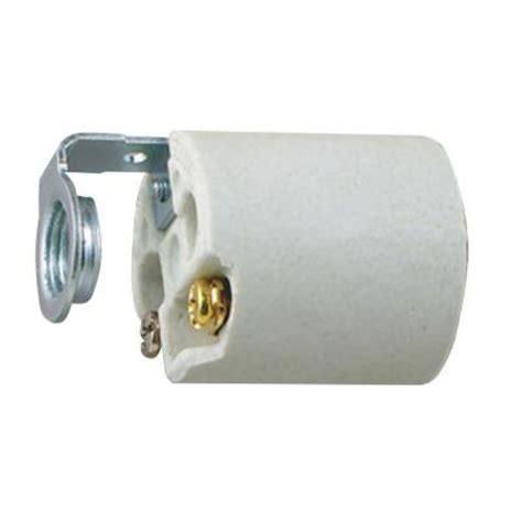 westinghouse 2 3 16 in porcelain fixture socket 7042600