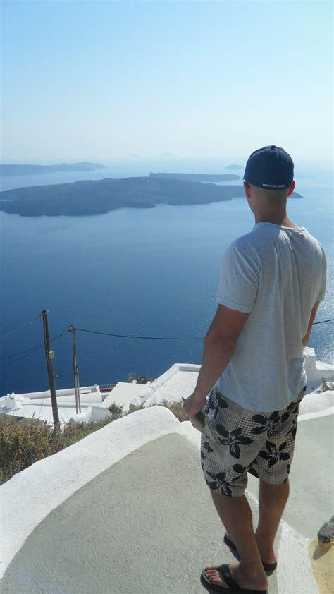 Our Honeymoon In Santorini Greece