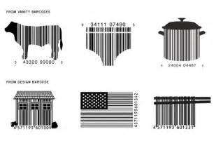 Cool Barcode Designs