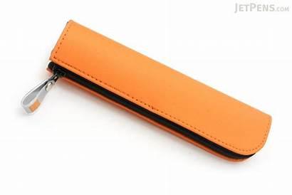 Pencil Case Orange Mini Stationery Kokuyo Actic