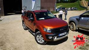 Nouveau Ford Ranger : le nouveau ford ranger 2012 arrive en suisse road and motors ~ Medecine-chirurgie-esthetiques.com Avis de Voitures