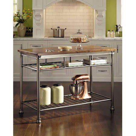 Kitchen Island Home Styles by Home Styles Orleans Kitchen Island Walmart