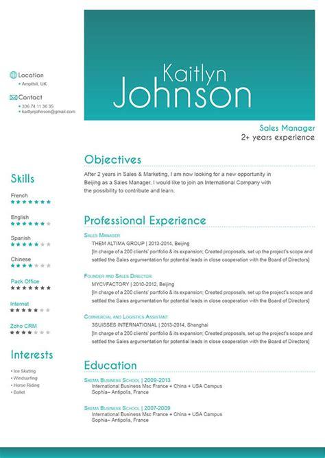 good resume exemplary resume mycvfactory