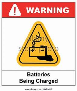 Batteries Being Charged Stock Photos Batteries Being