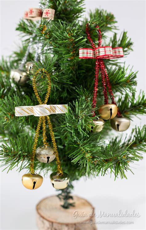 adornos con cascabeles para el 225 rbol de navidad gu 237 a de