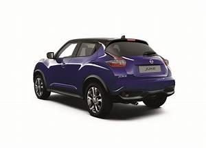 Radar De Recul Nissan Juke : le nissan juke en s rie sp ciale blacktop ~ Gottalentnigeria.com Avis de Voitures