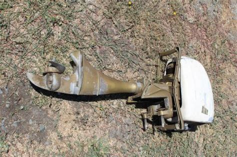 Boat Repair Vacaville Ca by Find Vintage Clinton Apache Model J 8 Outboard Boat Motor