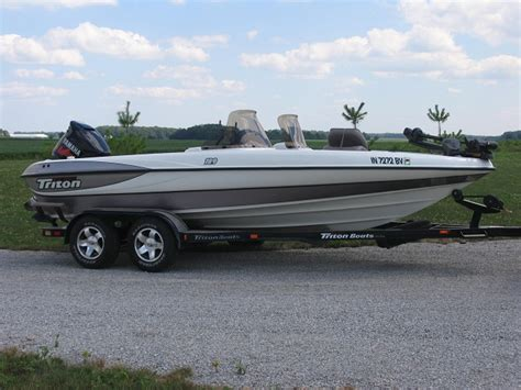 Lund Boats For Sale Walleye Central by 2001 Triton 189 Walleye Boat For Sale Autos Post