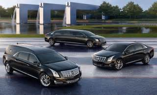 cadillac cts for sale by owner cadillac xts lineup expands to livery limo and hearse models