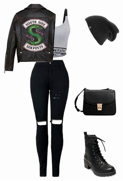 Pea Jughead Outfit Jones Polyvore Wattpad Riverdale