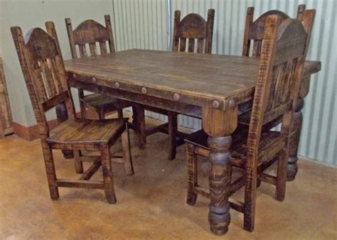 rustic dining room table for rustic dining table and chairs thetastingroomnyc 9263