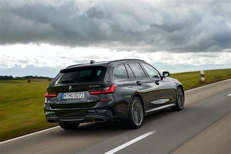 WORLD PREMIERE: 2020 BMW M340d Sedan and Touring with 340 hp