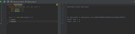 scala worksheet can not resolve class name intellij idea stack overflow
