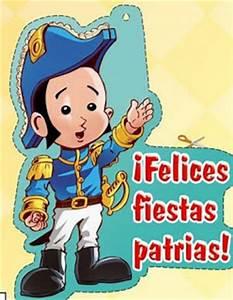 Imagenes De Fiestas Patrias Para Niños