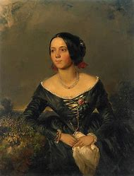 Victorian Portrait Paintings of Women