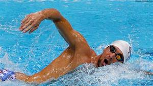 Michael Phelps American Legend Swimmer United States Hd ...