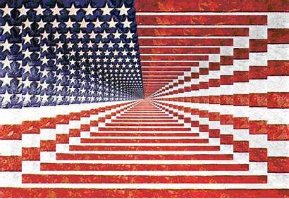 Patriot Am Flag Moving American Usa Animated