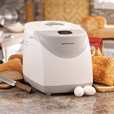 hamilton beach homebaker  pound bread maker