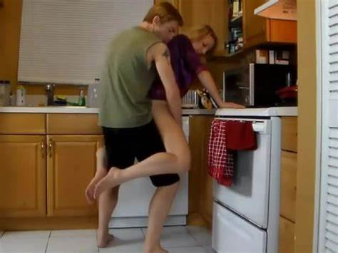 Stepmother Helping Fresh Mmf Bombshell Seduce Her Son%27S Help In The Dorm Part 1