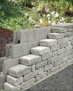 Mauer Bauen Fundament : infos zu natursteinen und mauersystemen von hornbach ~ Orissabook.com Haus und Dekorationen