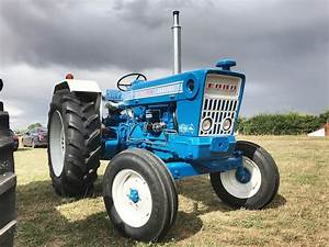 Ford 7000 Tractor