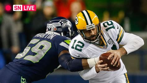 packers  seahawks results score highlights