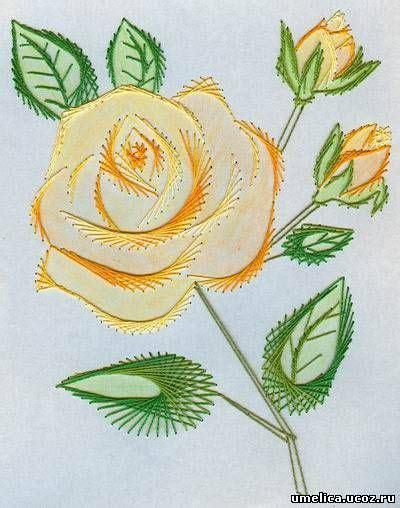 Papier Vasen Basteln Mit Liebe Bestickt by 935 Besten Bestickte Karten Bilder Auf