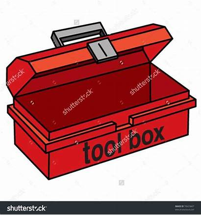 Toolbox Clipart Clip Tool Box Animated Open