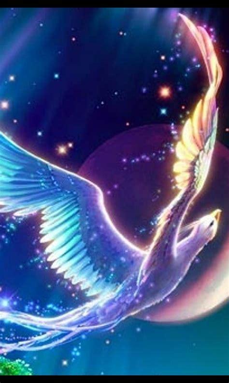 beautiful phoenix wallpaper  lusciouskim