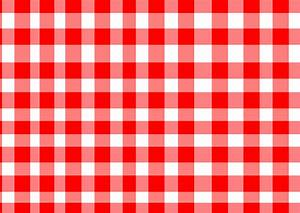 Red and White Checkered Wallpaper - WallpaperSafari