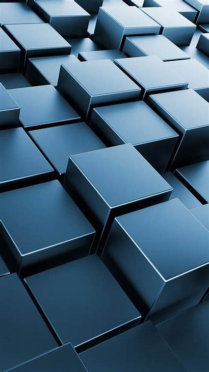Square 3d 4k Abstract Wallpapers Cubes Tablet