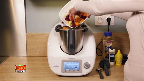 machine cuisine thermomix thermomix tm5 prise en
