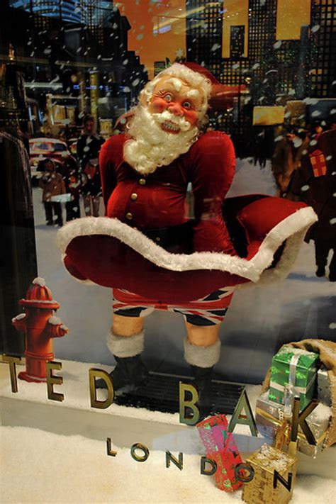 skinnie minnies flashing santas spark controversy