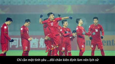 Rap Về U23 Việt Nam Cùng Quang Hải Và Tiến Dũng Cực Víp