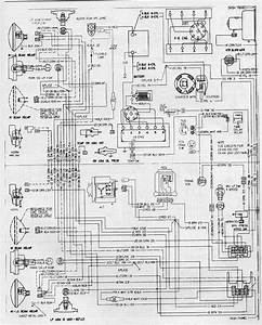 1974 Chevy K5 Blazer Wiring Diagram