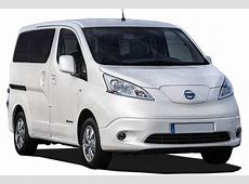 Nissan eNV200 Combi MPV 2019 review Carbuyer