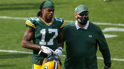 Davante Adams Sounds Frustrated With Packers Doctors (UPDATE)