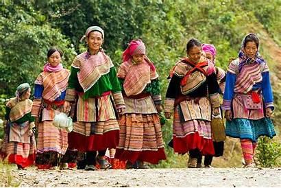 Hmong Culture Laos China Vietnam Tribe Mountain