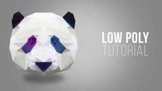 How to Create Professional Low Poly Tutorial | Photoshop Tutorials #1 - All Free Video Tutorials