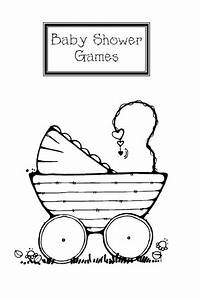 baby shower game booklet free printable tip junkie With baby shower game booklet template