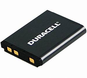DURACELL DR9664 Lithium-ion Rechargeable Camera Battery ...
