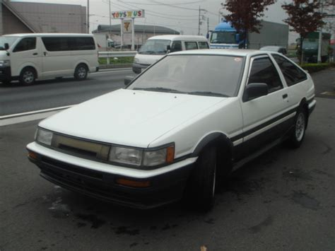 Toyota Corolla Ae86 For Sale by 1986 Toyota Corolla Ae86 For Sale