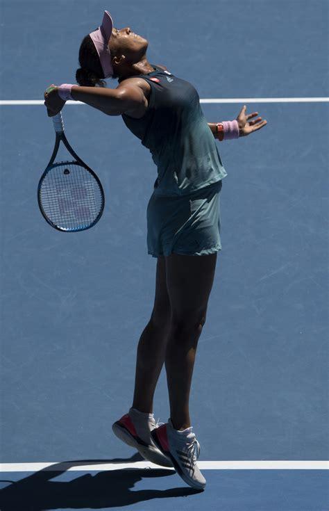 Naomi Osaka Australian Open 01/23/2019
