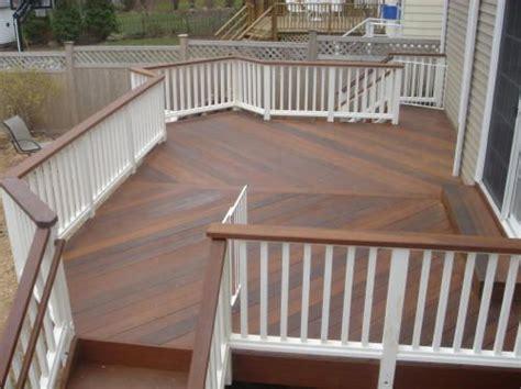 stained decks ideas  pinterest deck colors