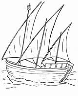 Boat Coloring Fishing Pages Row Sail Drawing Yacht Three Boats Pencil Sailboat Sails Getcolorings Getdrawings Button Through Hard sketch template