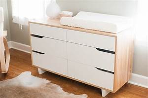 Bedroom: Modern Changing Table Topper Baby Design With