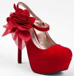 Red Pumps Shoes for Women High Heels Pics