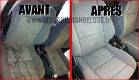 nettoyage sièges tissus cuir prestige car wash