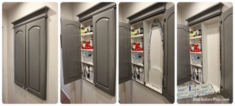 Ironing Board Cabinet Diy by Batchelors Way Laundry Room Reveal Or How To Pack Lots Of