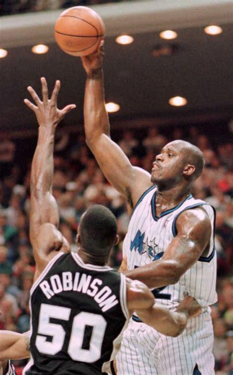 What If? Series: 1995 Orlando Magic vs. San Antonio Spurs